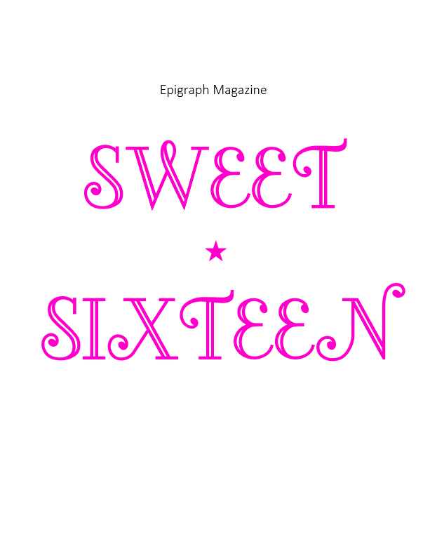 Issue Sixteen